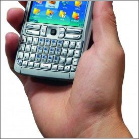Mehr Nokia E61 Bilder.